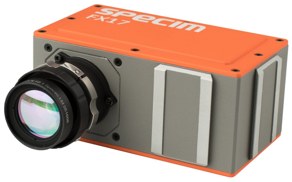 Specim FX17 hyperspectral cameras are ideal for waste and recyclables sorting applications.