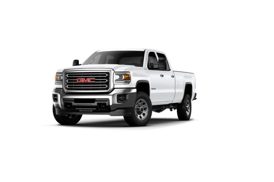 GM Canada - 2018 Sierra 3500HD Pickup Trucks