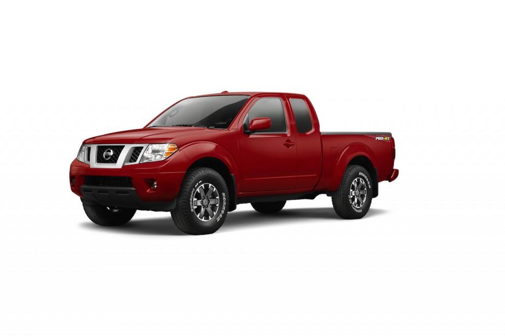 Nissan - 2018 Frontier Pickup Trucks