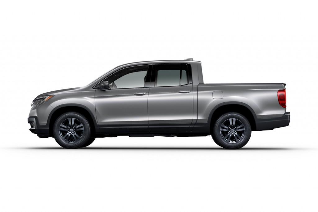 Honda Canada - 2018 Honda Ridgeline Pickup Trucks