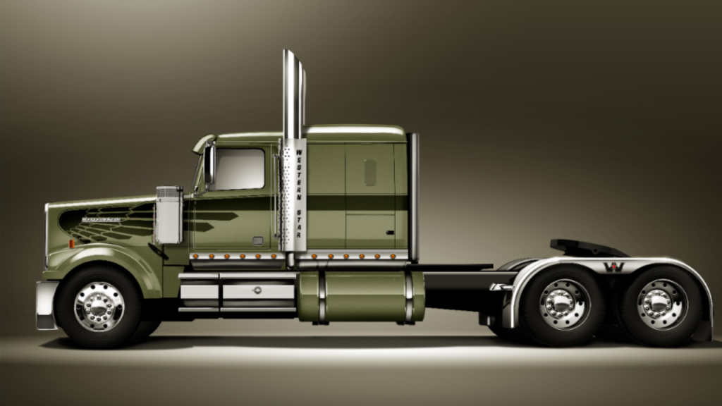 """Wings of Awesomeness"" stay in flight on Western Star trucks"