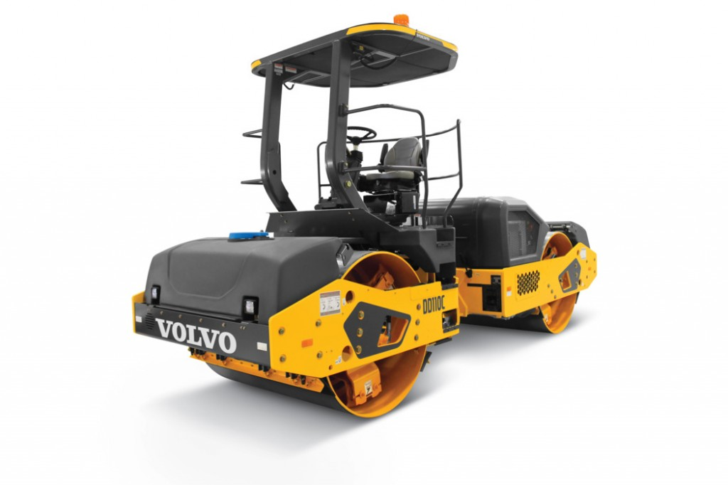 Volvo Construction Equipment - DD110C Tandem Asphalt Rollers