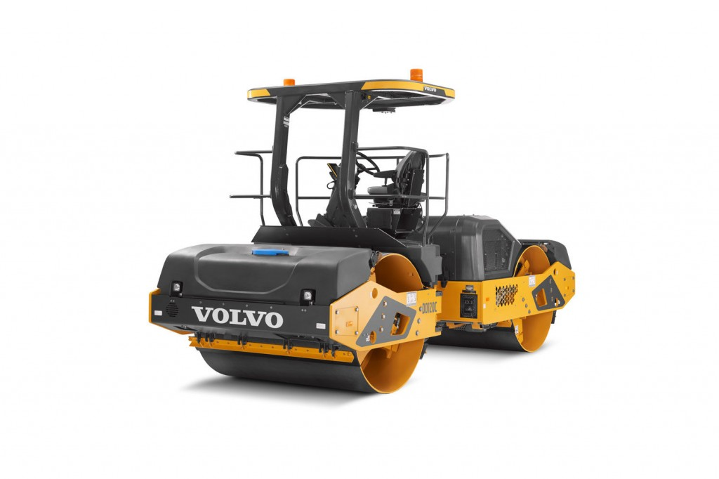 Volvo Construction Equipment - DD120C Tandem Asphalt Rollers