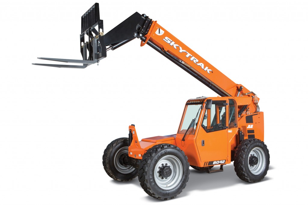 JLG Industries - 8042 SkyTrak® Telehandlers