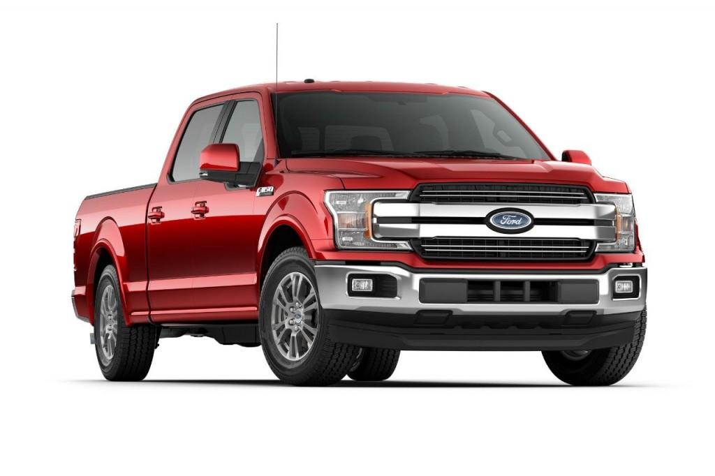 Ford Motor Company - 2018 F-150 Lariat Pickup Trucks