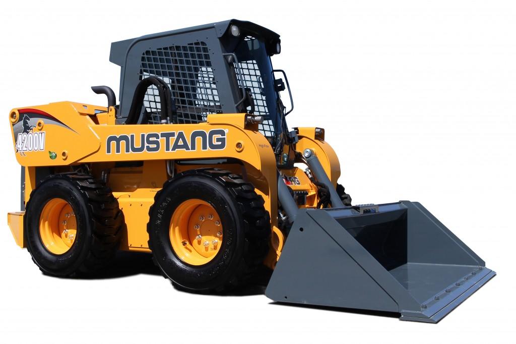 Mustang by Manitou - 4200V Skid-Steer Loaders