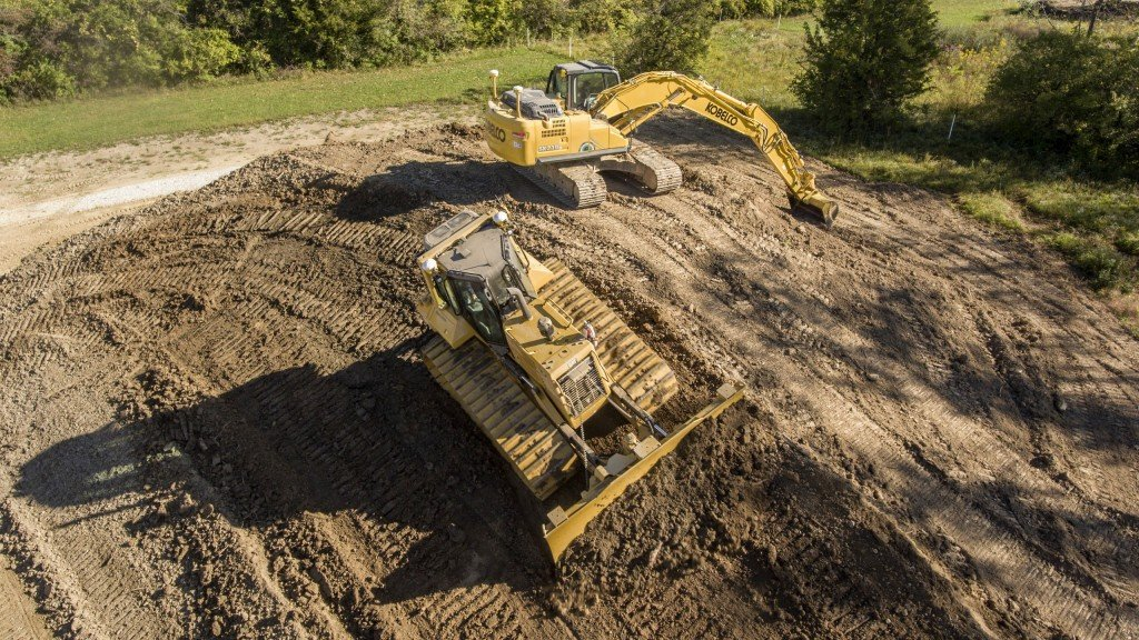 New Earthworks for Dozers and tablet announced by Trimble - Heavy