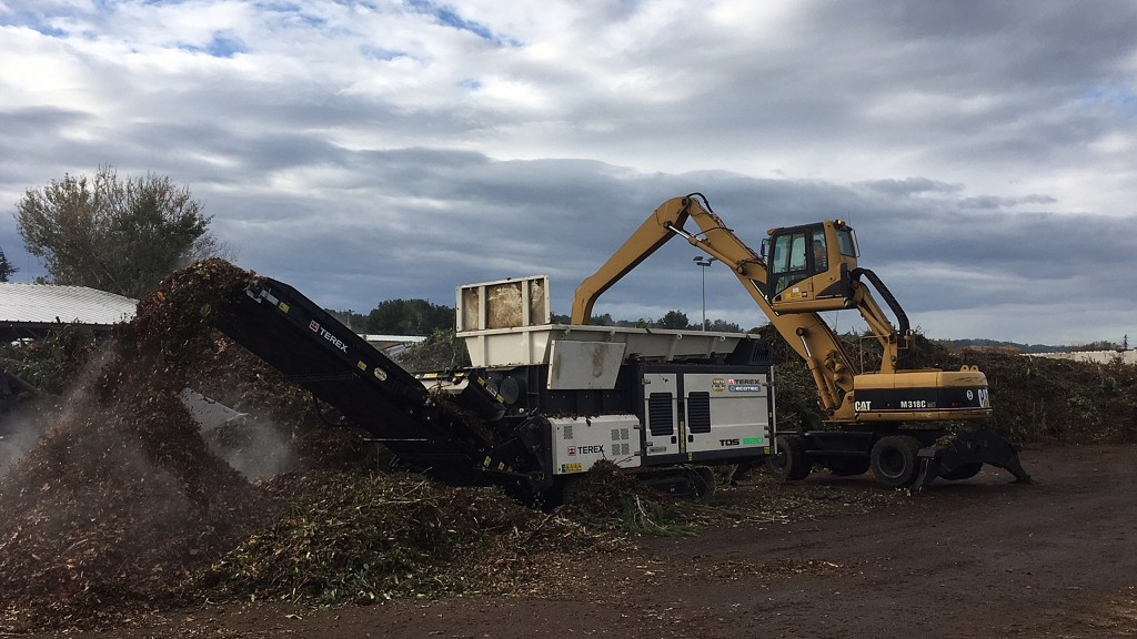 CBI and Terex Ecotec to demonstrate equipment live at COMPOST 2018
