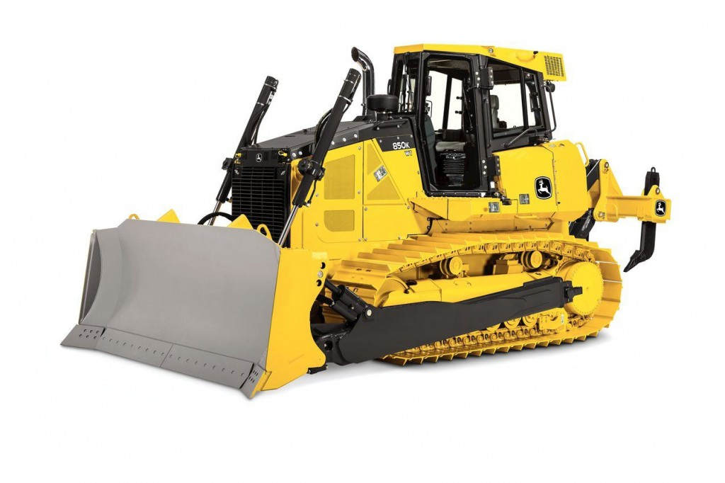 John Deere Construction & Forestry - 850K SmartGrade™ Crawler Dozers