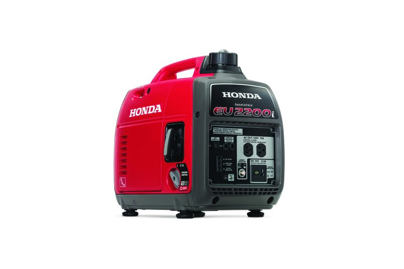 Honda Power Equipment - EU2000i Generators