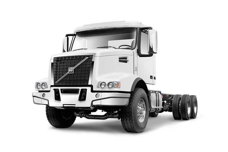 Volvo Trucks North America - VHD 300 AF/AB Vocational Trucks