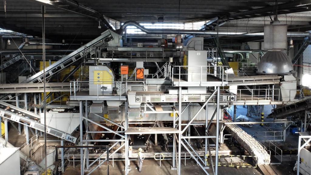 The Environmental Technology Park of Mallorca (TIRME) recently acquired four new AUTOSORT machines.