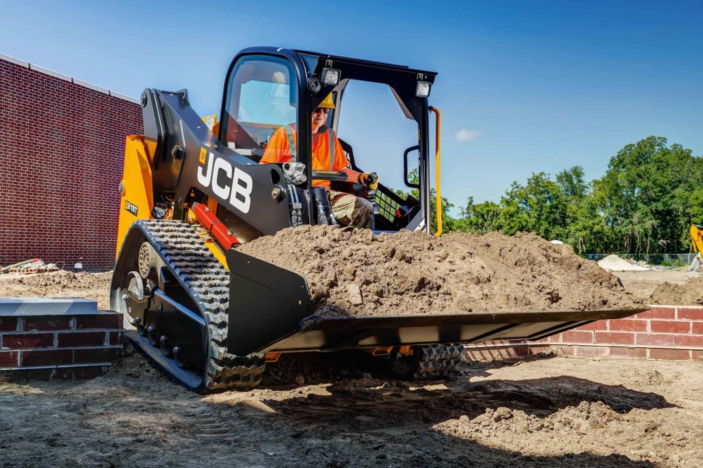 JCB - 210T Compact Track Loaders