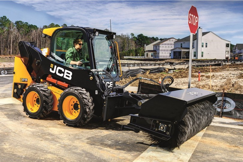 JCB - 215T Compact Track Loaders