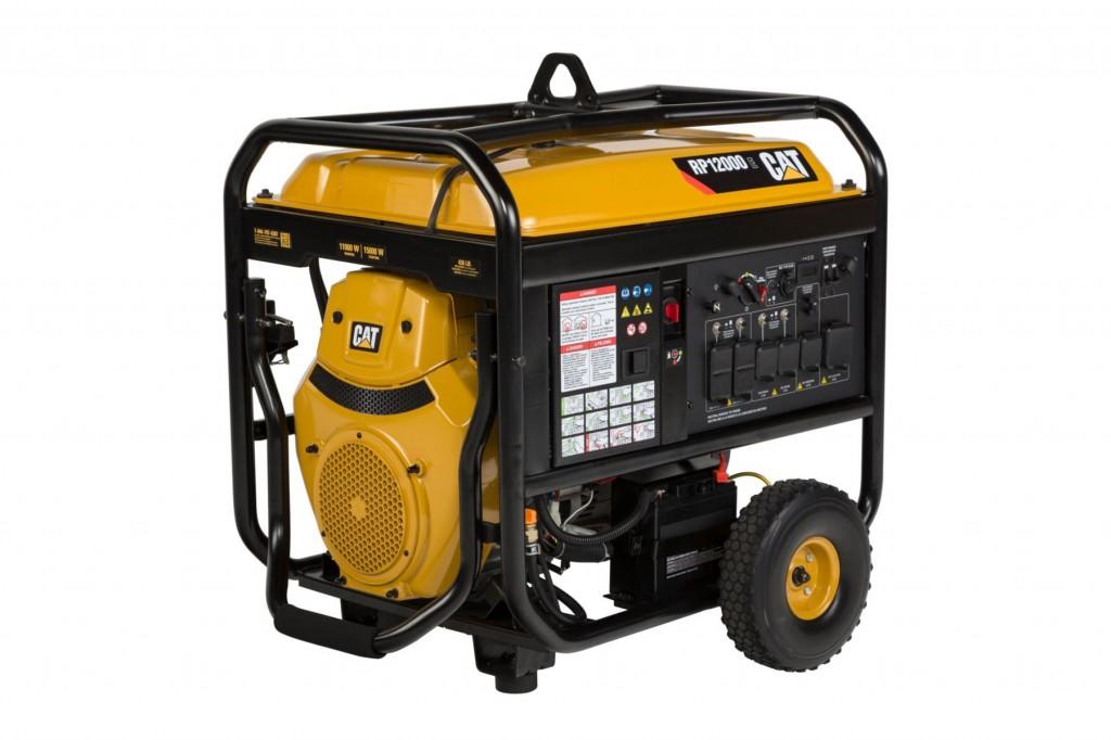 Caterpillar Inc. - RP12000 E Generators