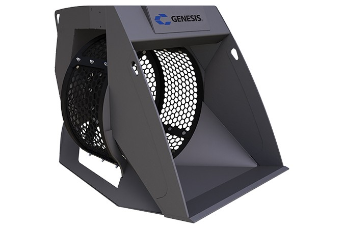 Genesis Attachments, LLC - GBS Series Screening Buckets