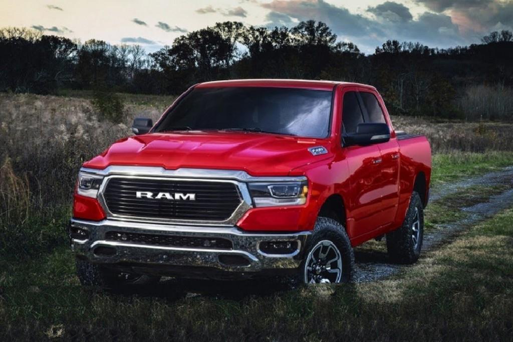 Ram Trucks - 2019 Ram 1500 Pickup Trucks