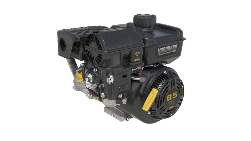 Vanguard offers a new line of single-cylinder horizontal shaft commercial gasoline engines.