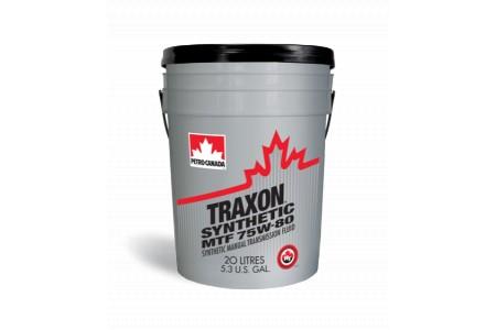 Petro-Canada Lubricants - TRAXON Synthetic MTF 75W-80 Lubricants