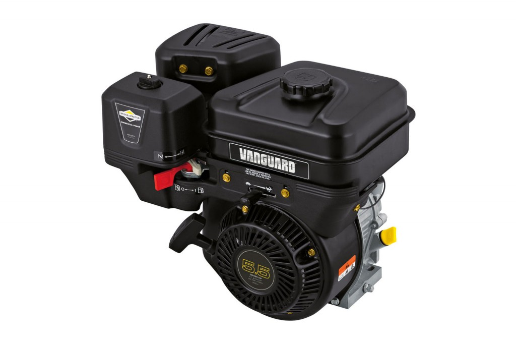 Briggs & Stratton Commercial Power - Vanguard™ 5.5 Gross HP Gas Engines