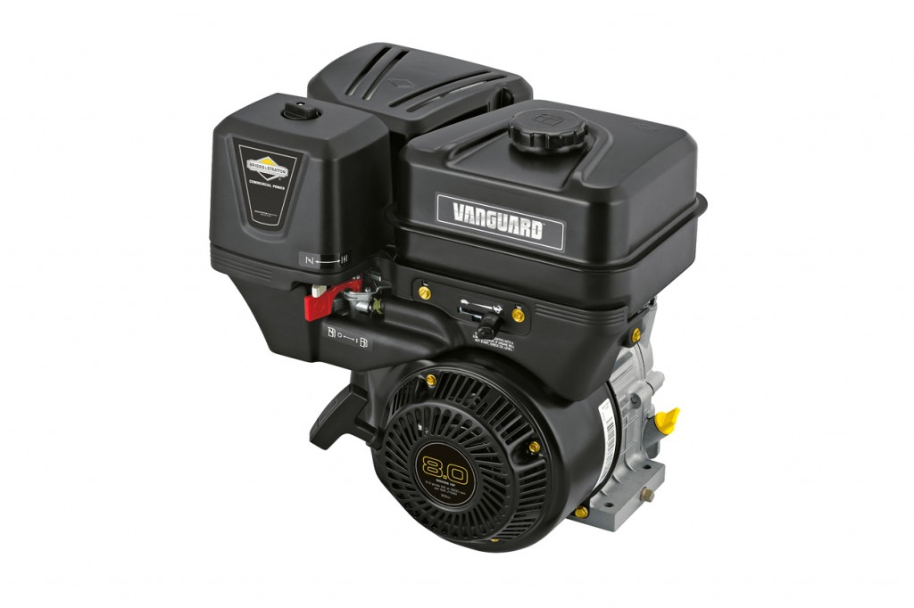 Briggs & Stratton Commercial Power - Vanguard™ 8.0 Gross HP Gas Engines