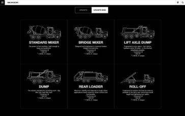 Online configurator helps Mack customers build their Granite and Granite MHD
