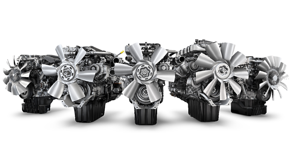 Detroit's DD8 adds to the company's vocational vehicle engine line.