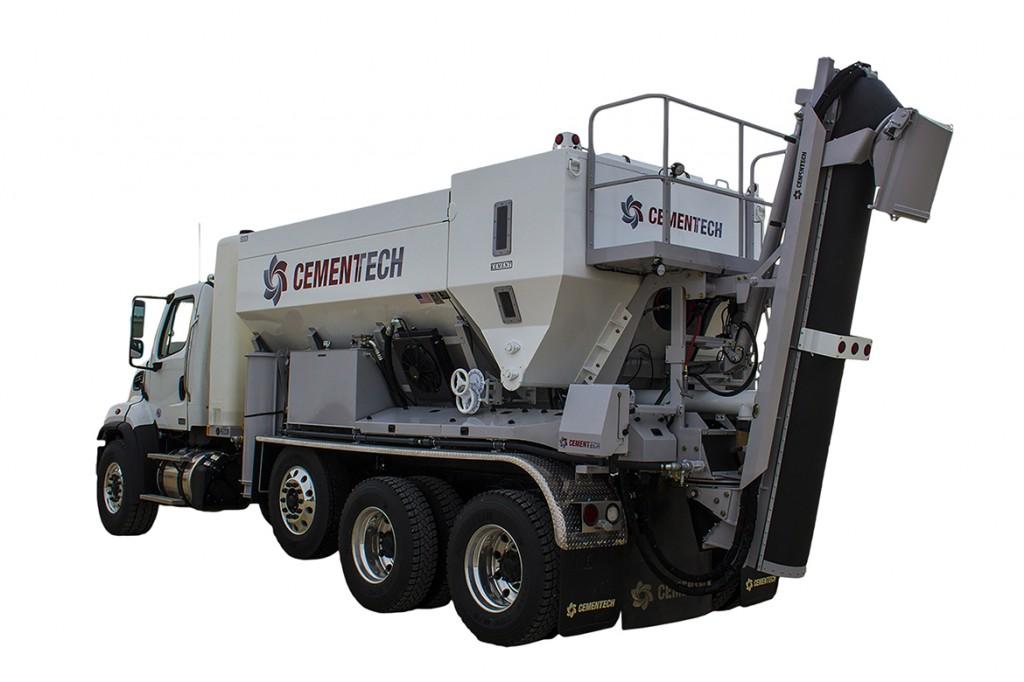 Cemen Tech - C Series Concrete Mixers