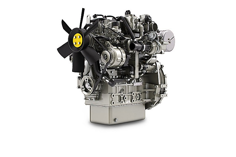 Perkins Engines Company Limited - 404F-E22T Diesel Engines