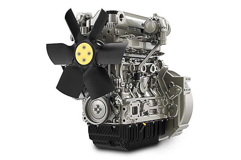 Perkins Engines Company Limited - 904F-E28T Diesel Engines