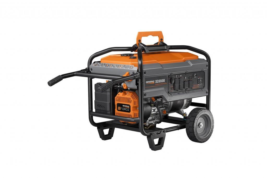 Generac Mobile. - XC6500 49 STATE/CSA Generators