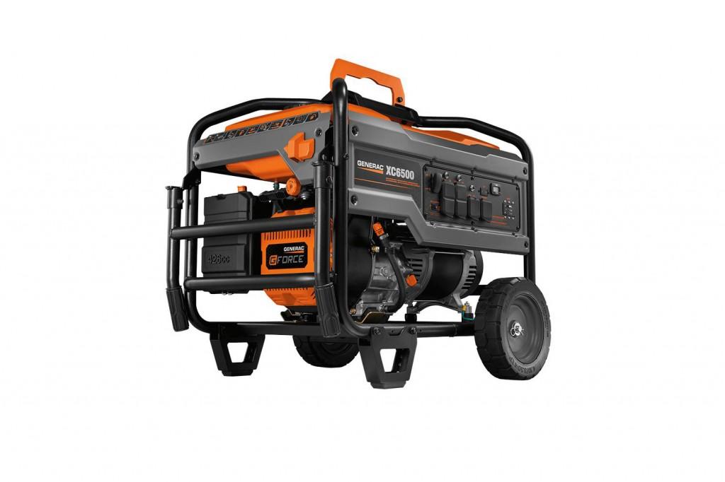 Generac Mobile. - XC6500 CARB Generators