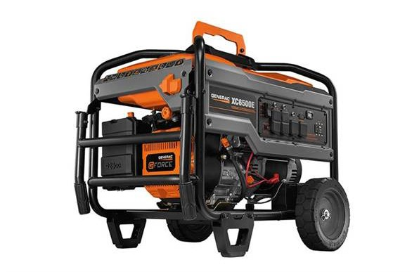 Generac Mobile. - XC6500E 49 STATE/CSA Generators