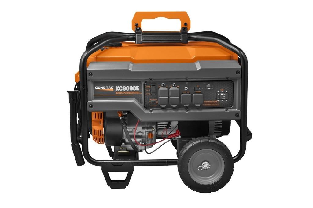 Generac Mobile - XC8000E - CARB Generators
