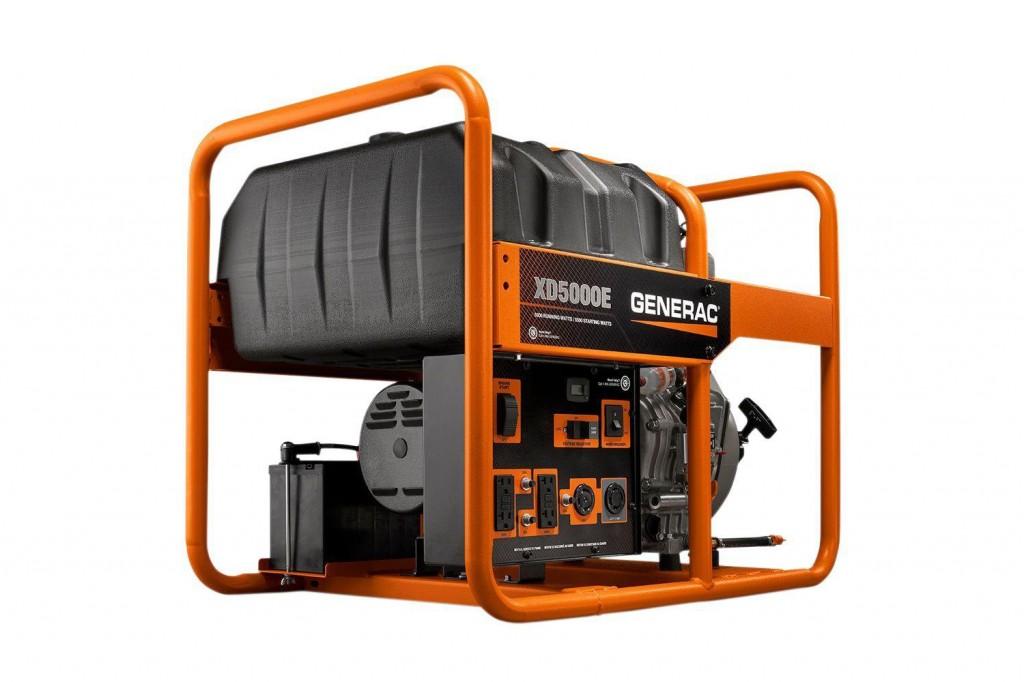 Generac Mobile. - XD5000E Generators