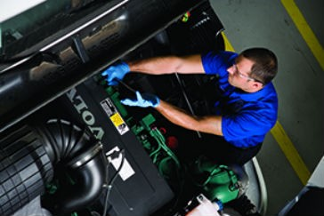 Volvo marks 100 Certified Uptime Centers across North America
