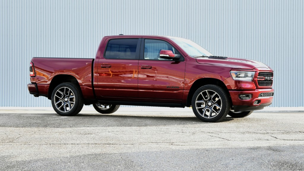 Unique-to-Canada Ram 1500 Sport released at Canadian International Autoshow