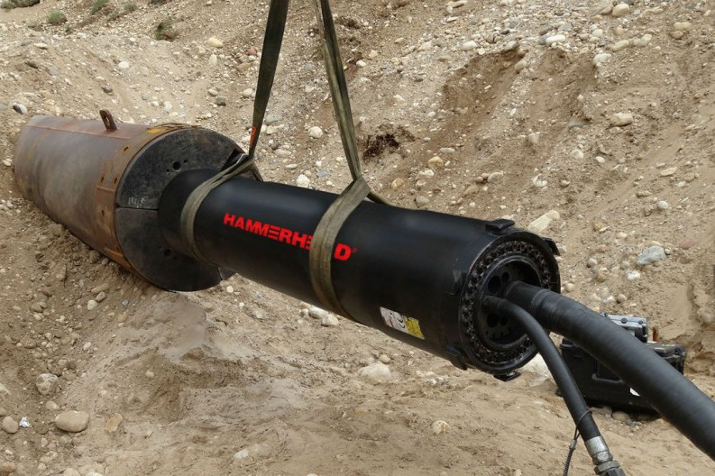 Hammerhead Trenchless Equipment - 26XPR Drilling Tools