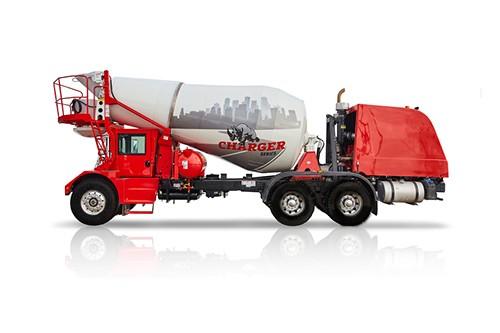 Terex Corporation - FDC300 Concrete Mixer Trucks