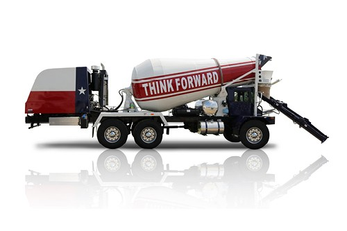 Terex Corporation - FD3000 Concrete Mixer Trucks