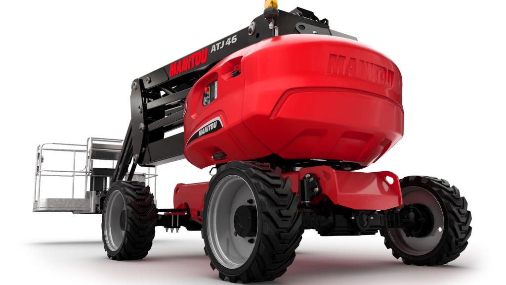 Manitou launches  mobile elevated work platforms for North America