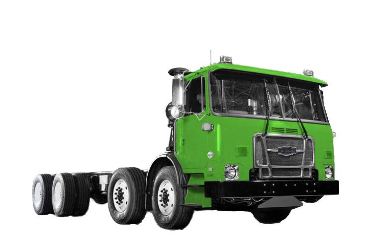 Autocar LLC - ACX® XPEDITOR® Refuse Trucks