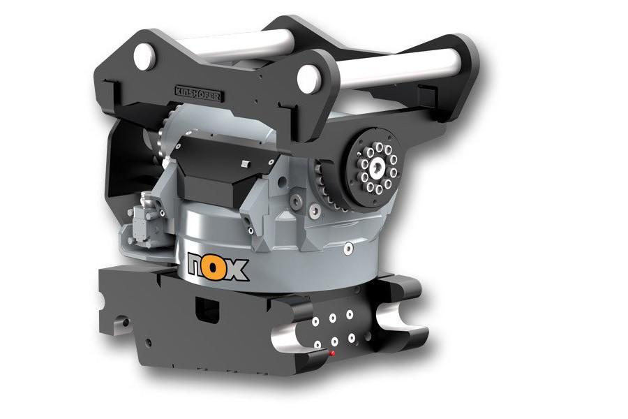 Kinshofer North America - TR25NOX Tiltrotators