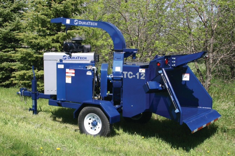DuraTech Industries - TC-12 Chippers