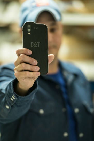 Cat S61 smartphone is packed with integrated tools of the trade