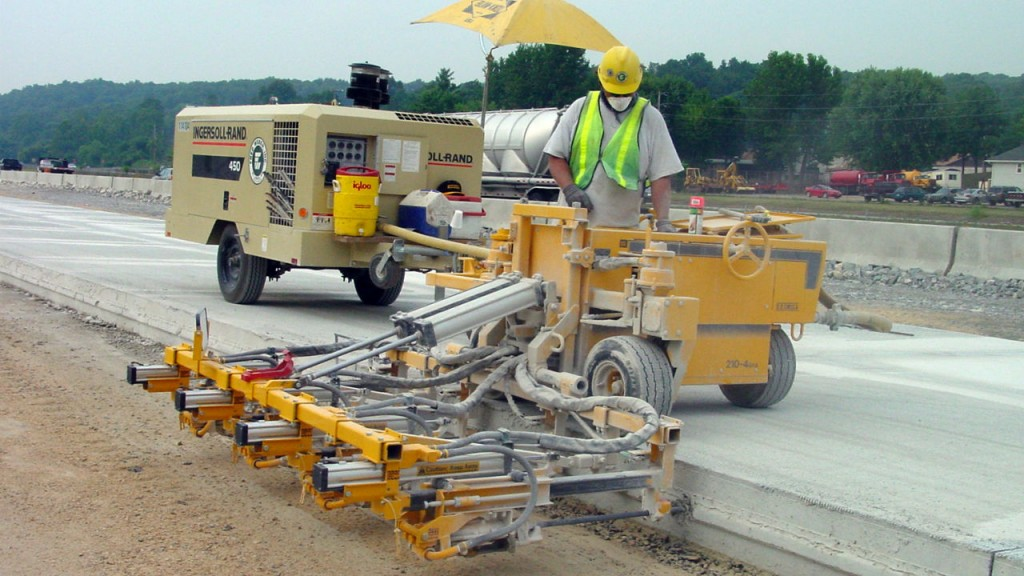 E-Z Drill's Multi-Gang Slab-Rider Drills Offer  Accuracy and Versatility
