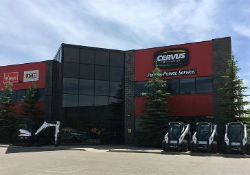 Cervus to sell AB dealerships to Calmont Equipment