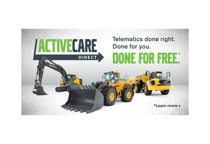 Increase your profits with Volvo ActiveCare Direct