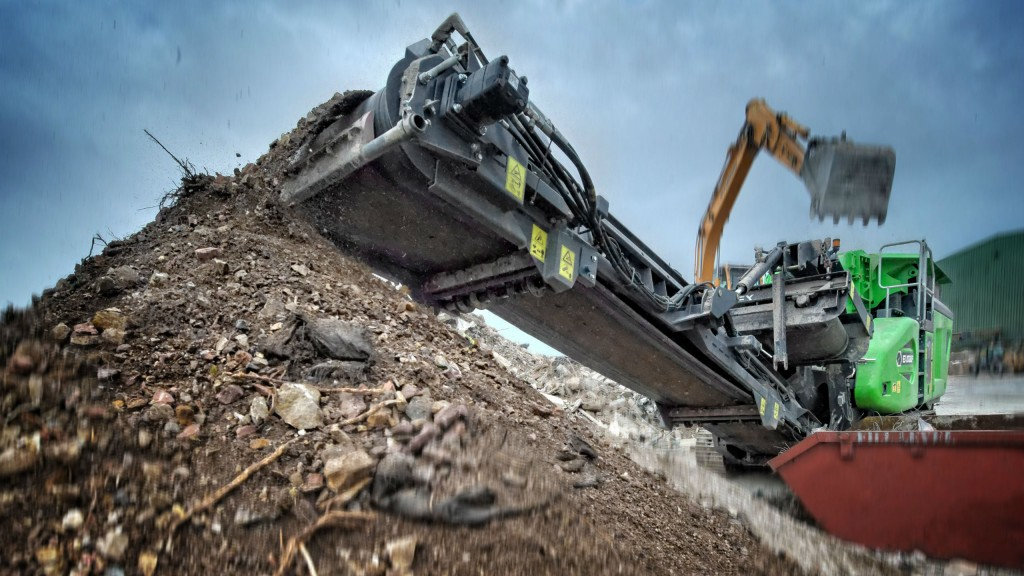 EVOQUIP set to make an impact at World of Asphalt / Agg1 with impact crushers