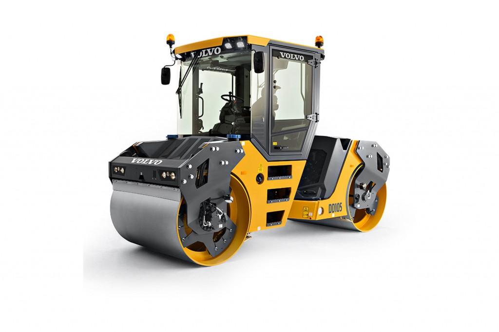 Volvo Construction Equipment - DD105 Compactors